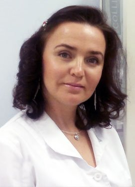 Люманова Оксана, косметолог